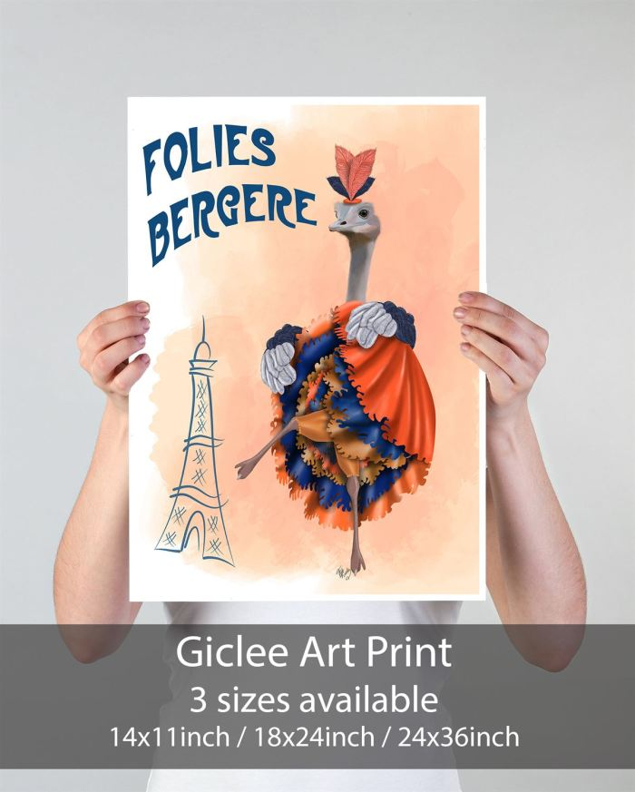Art Print  Print 24x36in -