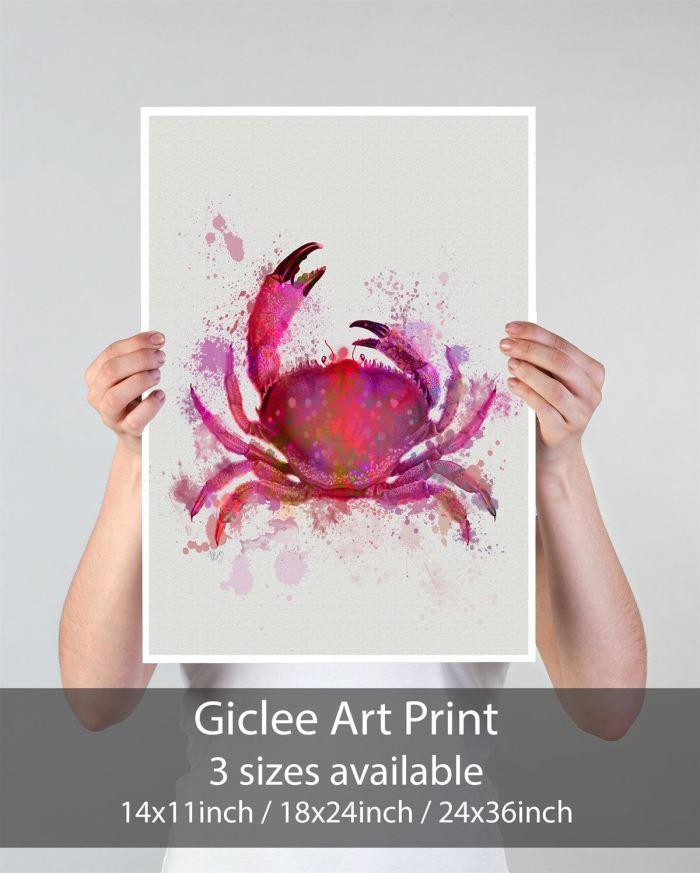 Coastal Art Print Print 24x36inch