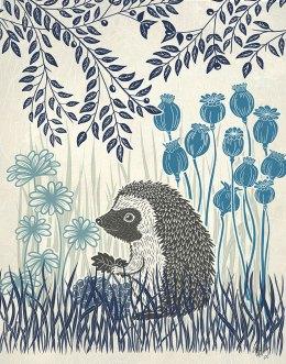 Country Lane Hedgehog