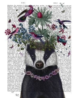 Badger Birdkeeper