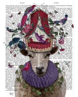 Sheep Birdkeeper