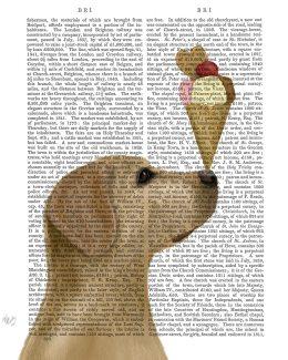 Yellow Labrador Ice Cream