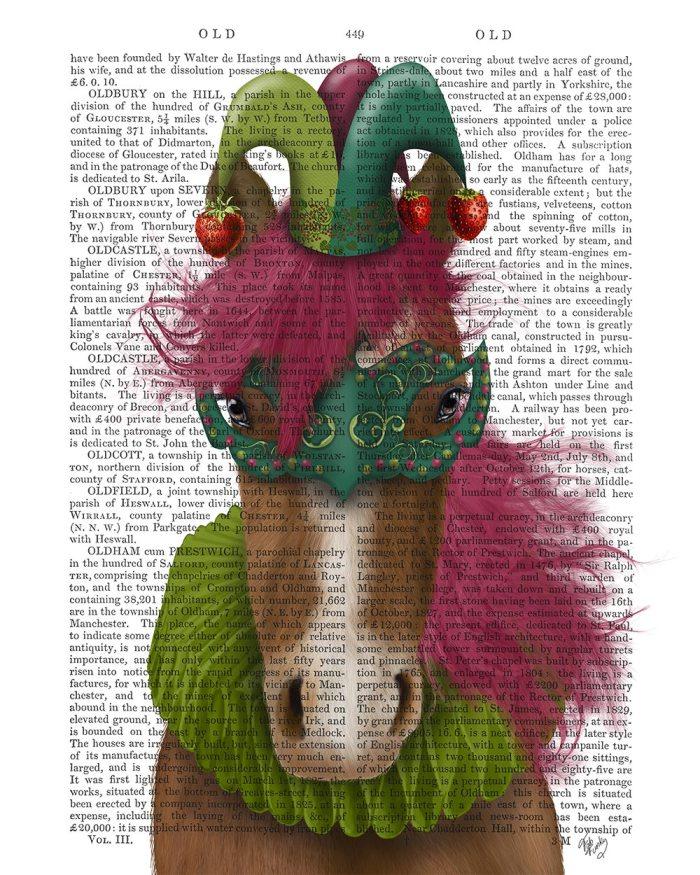 Horse Strawberry Fool