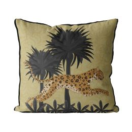 Leaping Leopard Gold