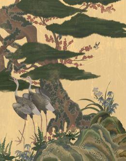 Crane Garden 1