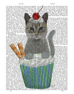 Grey Cat Cupcake