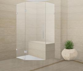 glass shower doors frameless glass