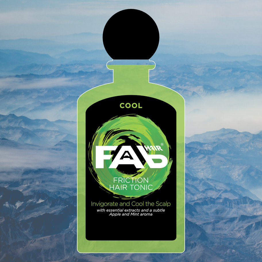 Cool Friction Hair Tonic – 250ml