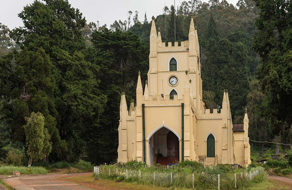 St Stephen's Church,Ooty