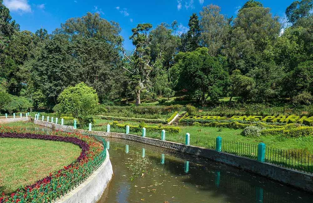 Sim's Park,Ooty