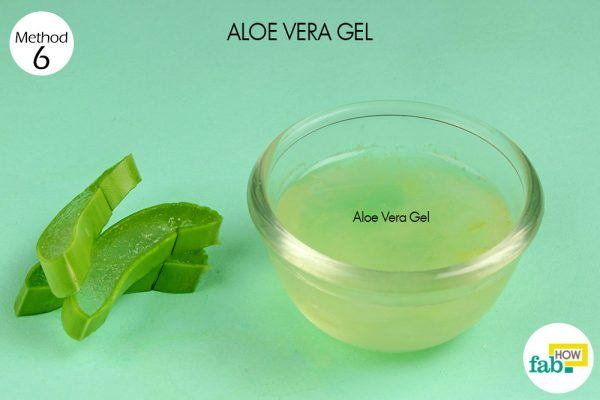aloe vera gel for dark spots things need