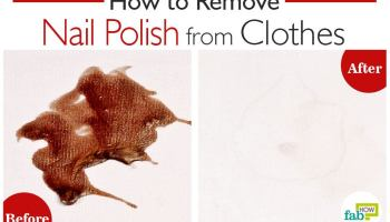 How to Remove Nail Polish without Remover | Fab How