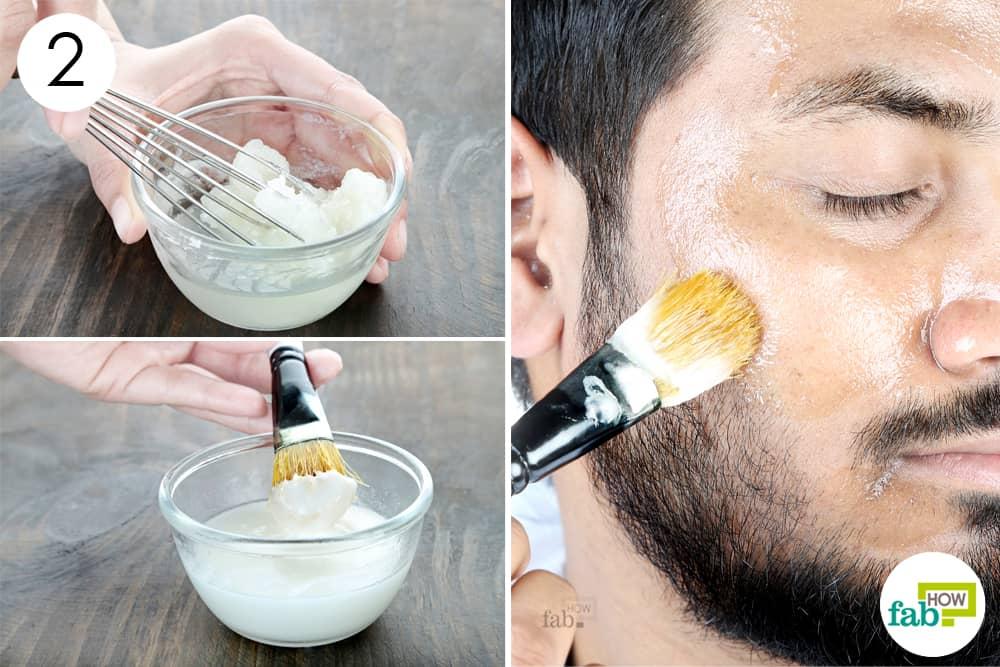 Chemical Free Face Masks For Men-Telugu Fashion & beauty News