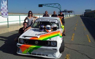 Fabienne Lanz enjoys endurance debut race in Africa 6hr at Phakisa Raceway