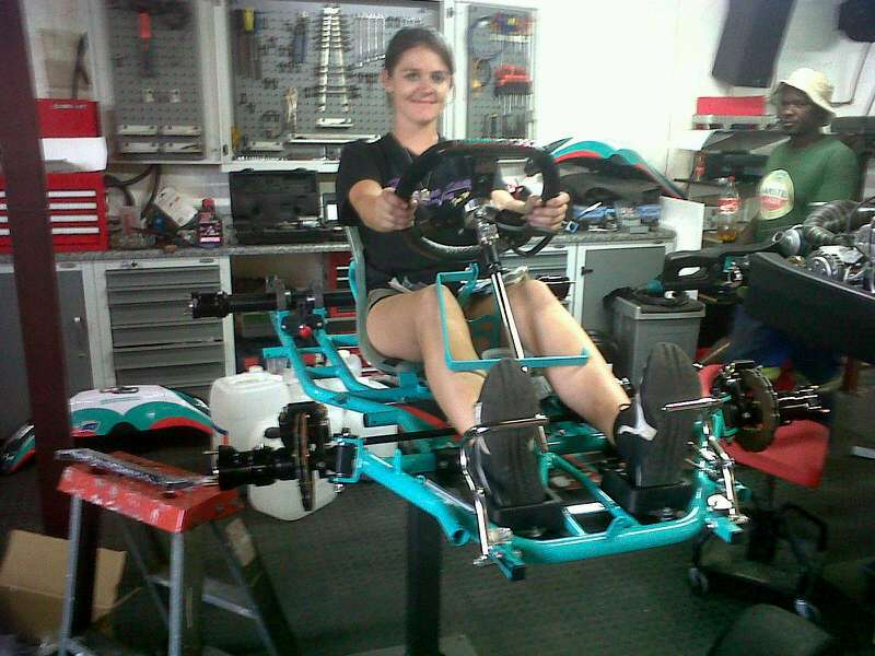 Race Blog: NRKC X30 125cc Shifter Race Round 1 at Swartkops Kart Raceway