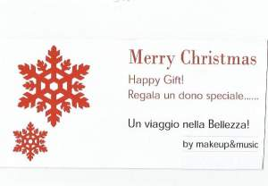 buoni regalo natale fabiennerea make up
