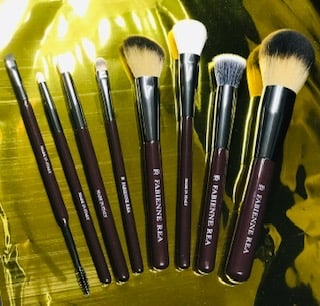 pennelli make up brushes fabiennerea