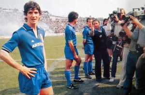 Udinese-Juventus 1982, torna in campo Paolo Rossi