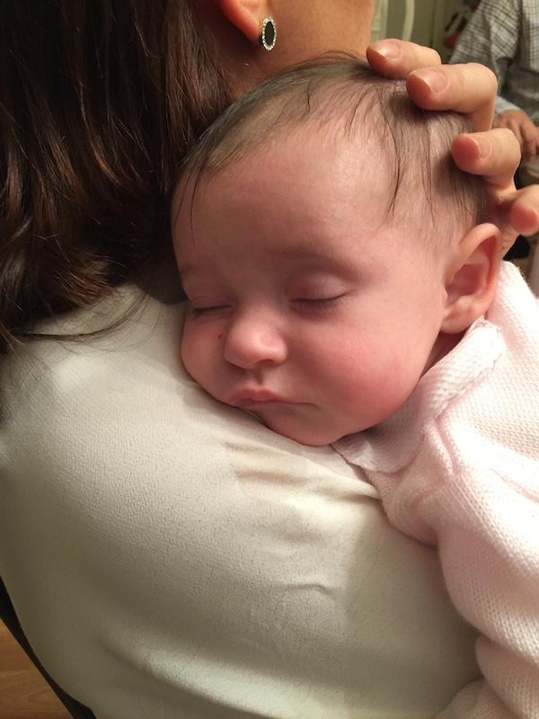 Que podemos hacer para que el niño duerma Fabiola Cortes