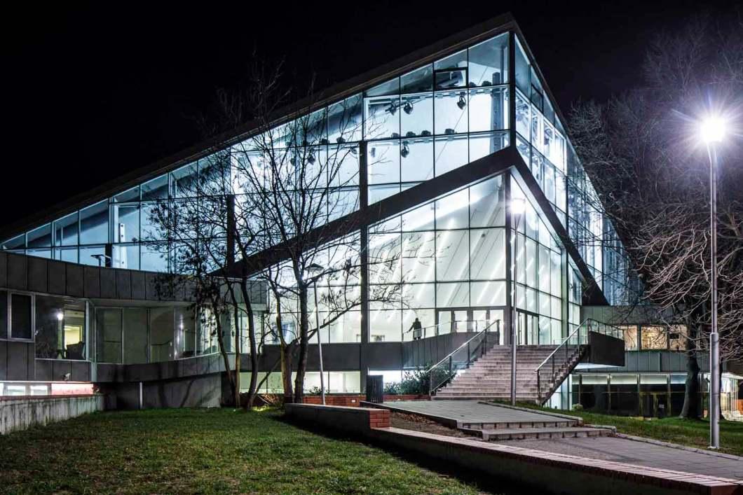 architettura brutalista belgrado brutalism