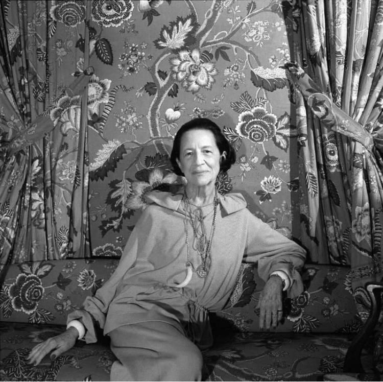 Diane Vreeland. 1978