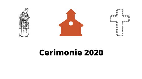 Cerimonie 2020