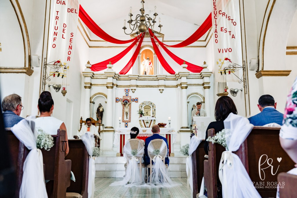 Church San Jose del Cabo Wedding