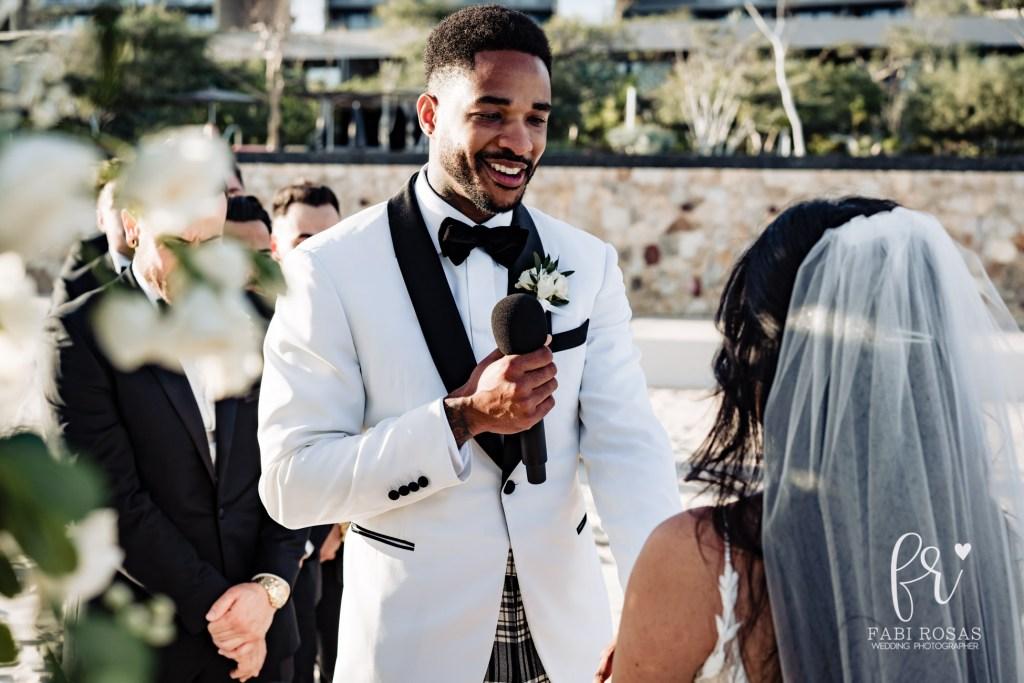 Wedding Day Los Cabos