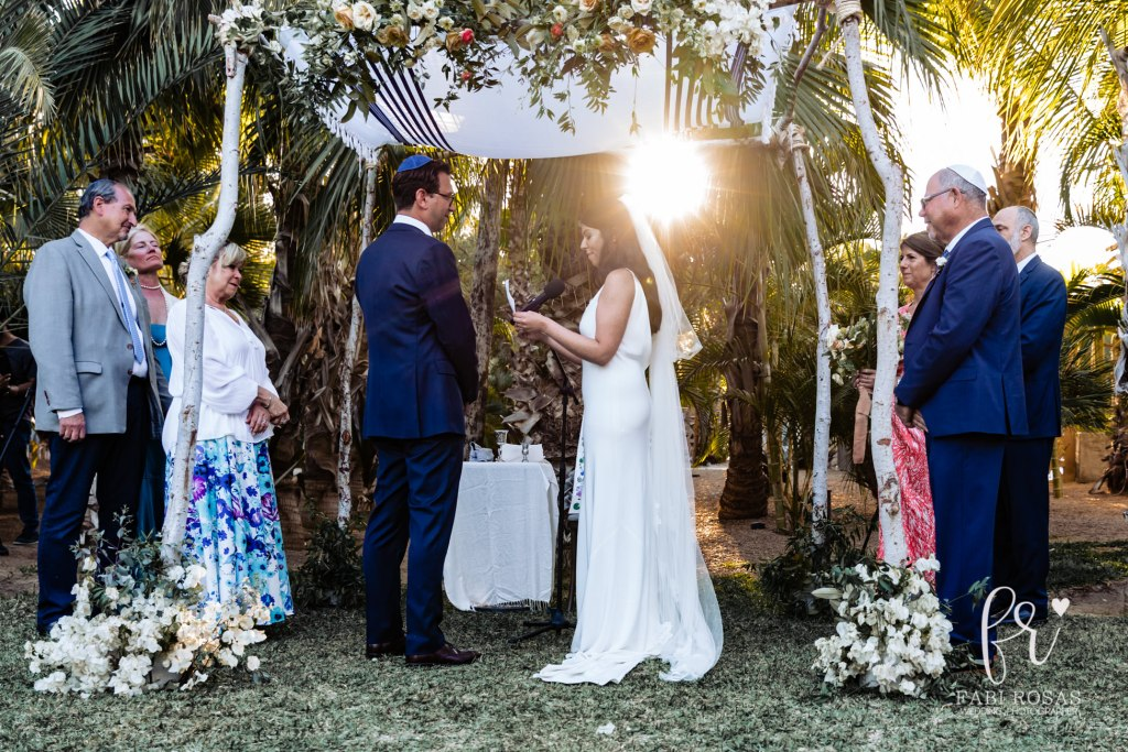 jewish wedding at Acre Baja