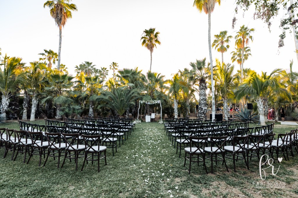 Acre Baja Wedding Venue