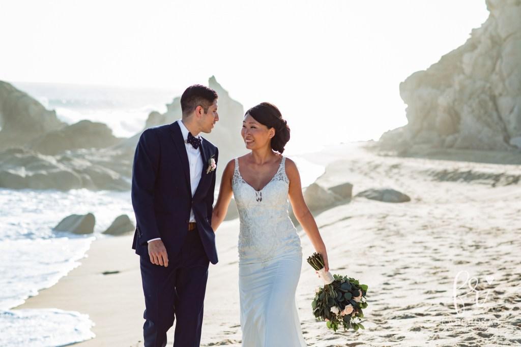 Wedding At Pedregal Los Cabos