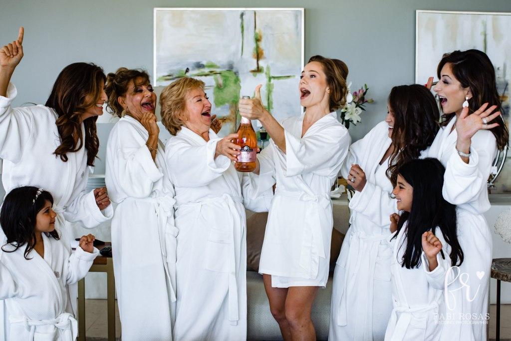 wedding at grand velas Los Cabos
