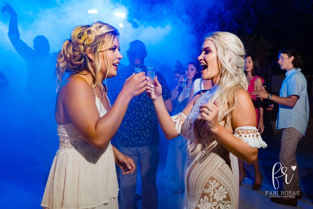 Tequila Wedding Shots