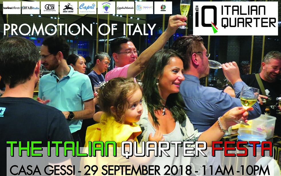 The Inaugural Italian Quarter Festa 2018