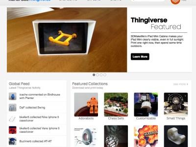 Design Naimeric villafruela en page d accueil de thingiverse.com