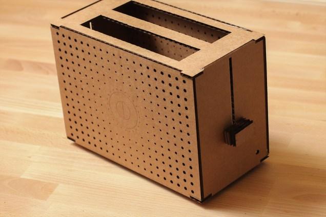 "Prototype de grille-pain ""Hue"" par Basheer Tome ©Basheer Tome"