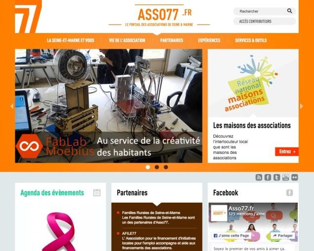 FabLab Moebius est sur asso77.fr