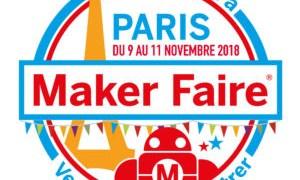 Nous serons présents à la Makerfaire Paris 2018