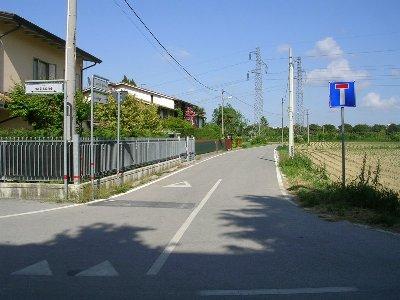 Questa strada sembra chiusa ma non lo è !