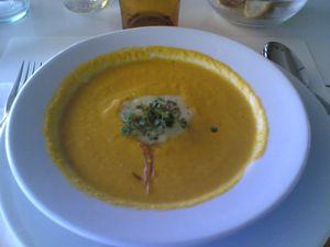 La crema di carote catalana ;)