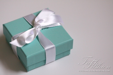 Tiffanys Blue Box