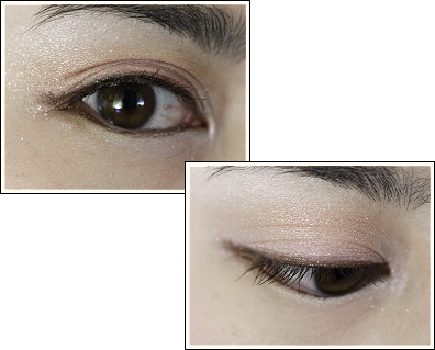 Lunasol Fall 2011 Three Dimensional Eyes - 02 Soft Beige