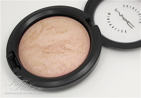 MAC Mineralize Skinfinish - Porcelain Pink