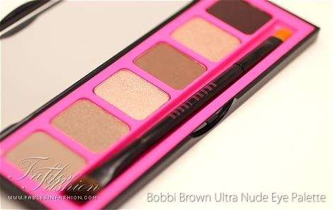 Bobbi Brown Neon & Nudes 2012