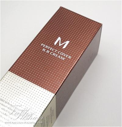 Missha Perfect Color B.B Cream SPF 42 PA+++ No. 21