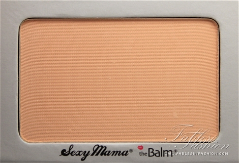 the Balm Sexy Mama Anti-Shine Translucent Powder