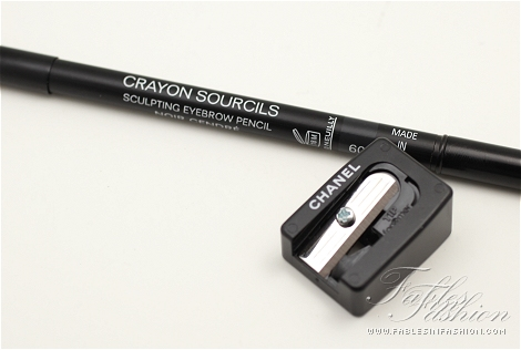 Chanel Crayon Sourcils Sculpting Eyebrow Pencil - 60 Noir Cendre