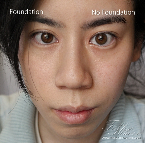 Shu uemura Face Architect Smoothing Fluid Foundation