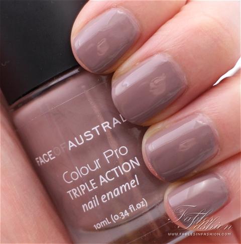 Face of Australia Colour Pro Nail Enamel