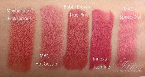 MAC Lipstick - Hot Gossip